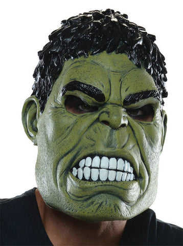 AVG2: Hulk 3/4 Adult Mask