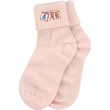 Big Baby Socks Pink