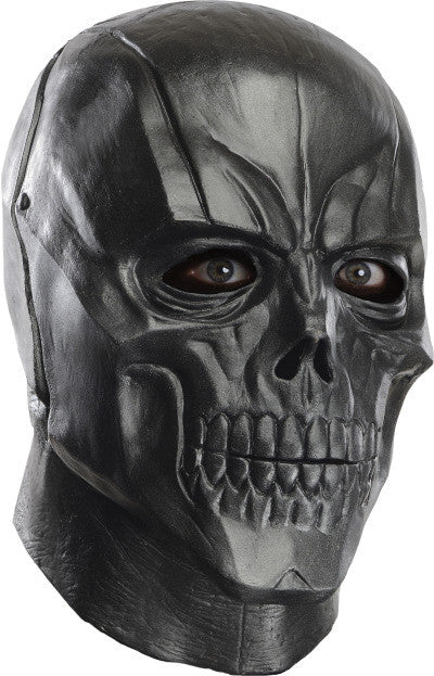 Black Deluxe Latex Mask
