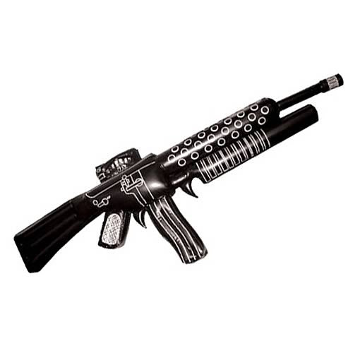 Scarface Inflatable Weapon Black