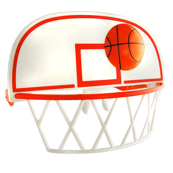 Basketball Back Board and Basket Glasses