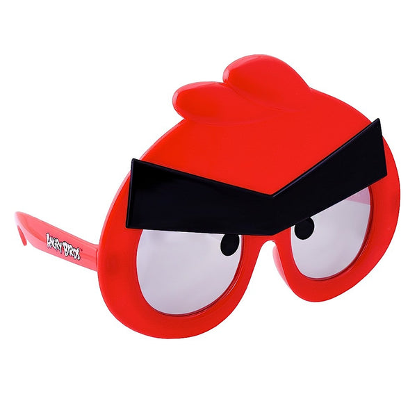 Angry Red Bird Glasses