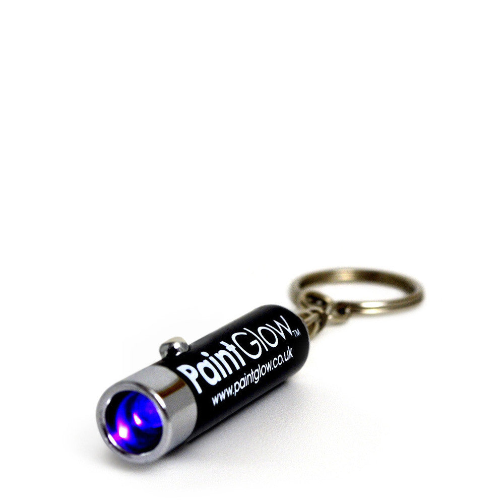 UV Light Keyring