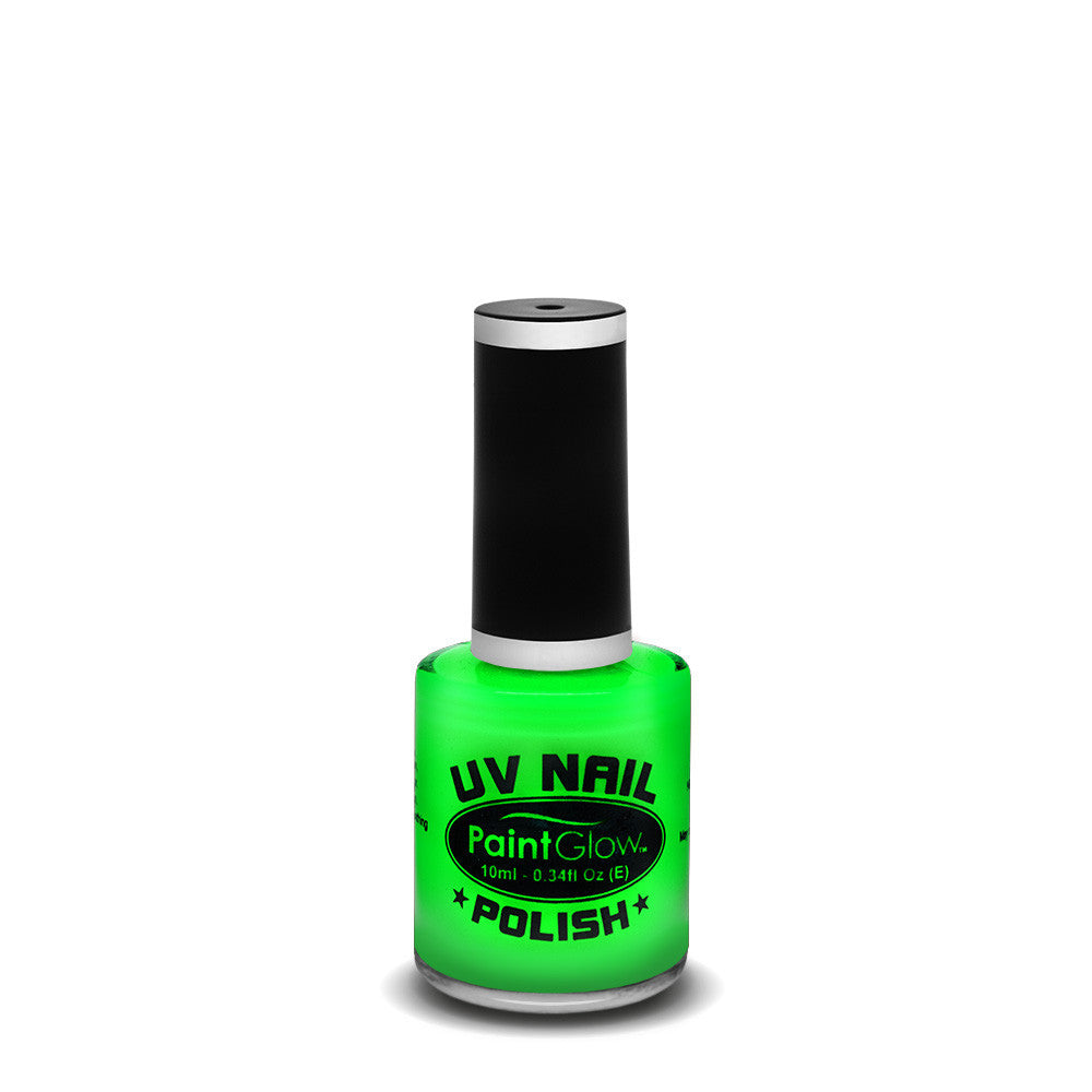 UV Neon Nail Polish Green
