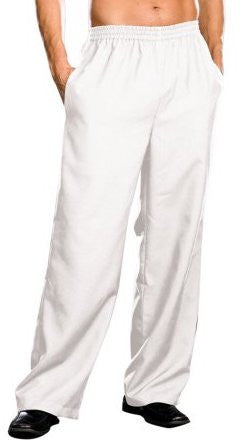 Men's Basic Pants White