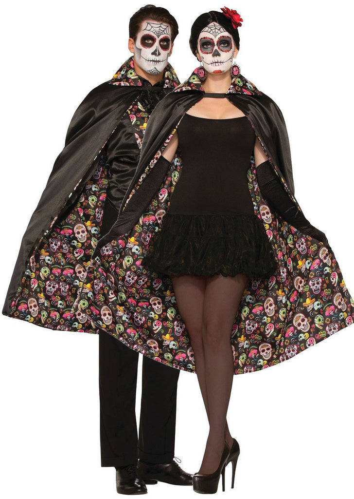 Day of the Dead Cape