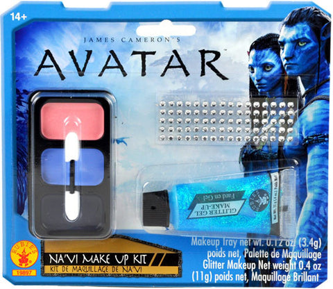 Navi Avatar Makeup Kit