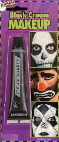 Black Makeup Tube