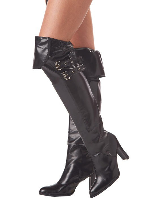 Deluxe Boot Covers Black
