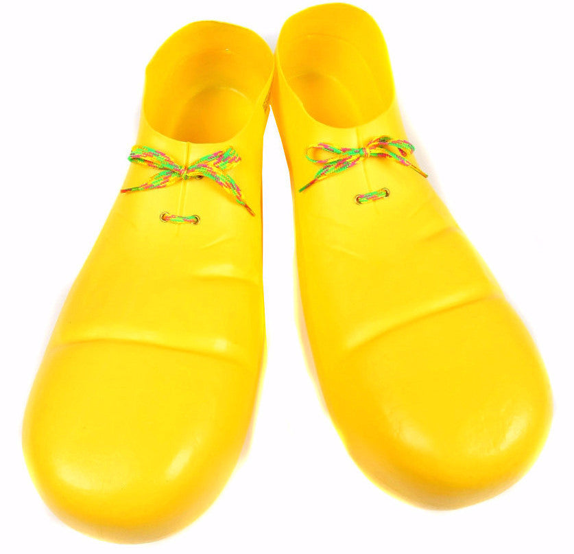 Clown Shoes Jumbo Yellow
