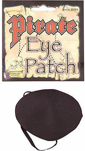 Pirate Satin Eye Patch