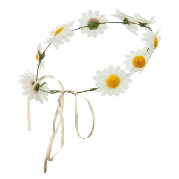 Daisy Garland Headpiece