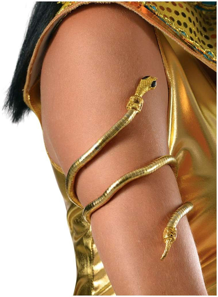 Snake Wrap Around Gold