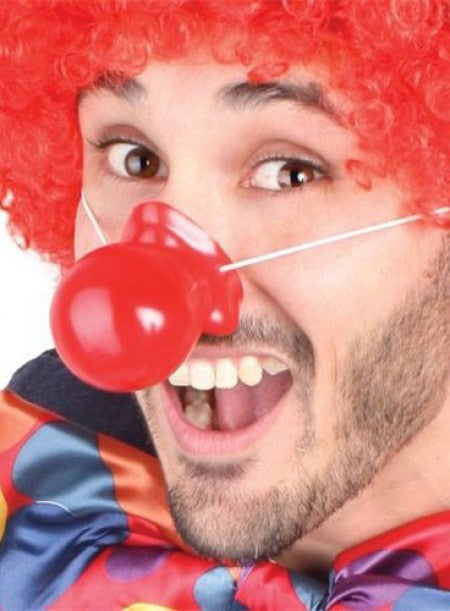 Nose Squeaking Clown
