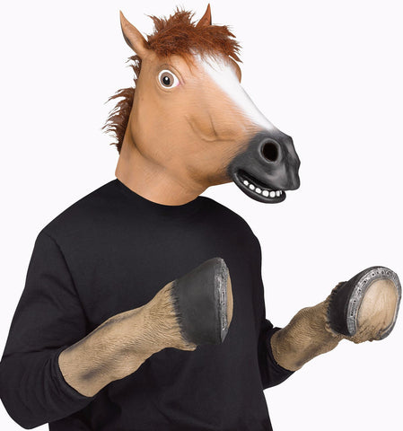 Horse Hoof Gloves