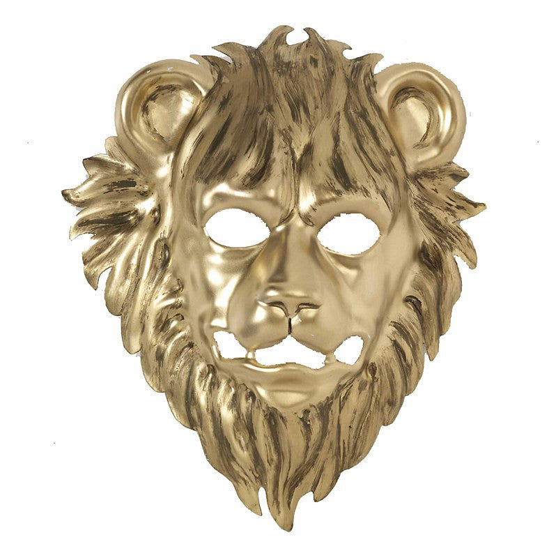 Lion Mask with Elastic