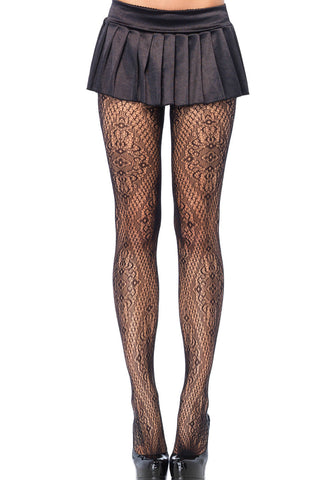 Florentine Lace Pantyhose