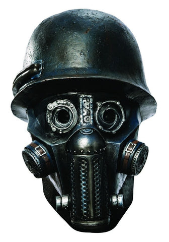 Deluxe Gas Mask Zombie Overhead