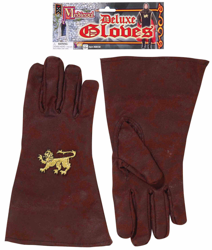 Medieval Deluxe Gloves