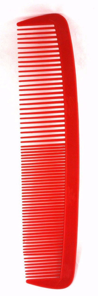 Jumbo Comb Yellow/Red