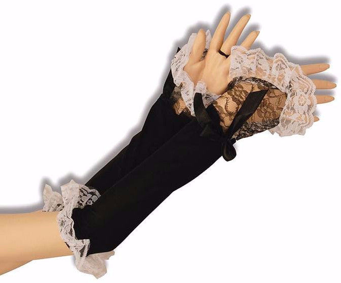 Sexy French Maid Gloves