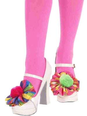 Circus Sweetie Toe Topper Set