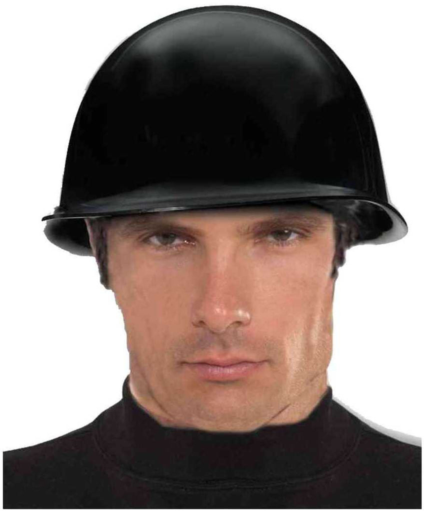 Bad Biker Helmet Black