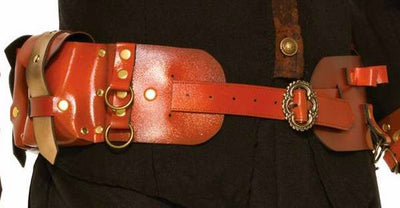 Steampunk Armor Belt