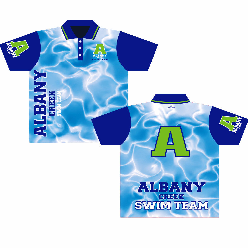 Albany Creek Official Sublimated Club Polo - Unisex & Children's