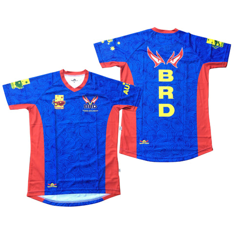 Brisbane River Dragons - Official Unisex Sublimated Race Shirt