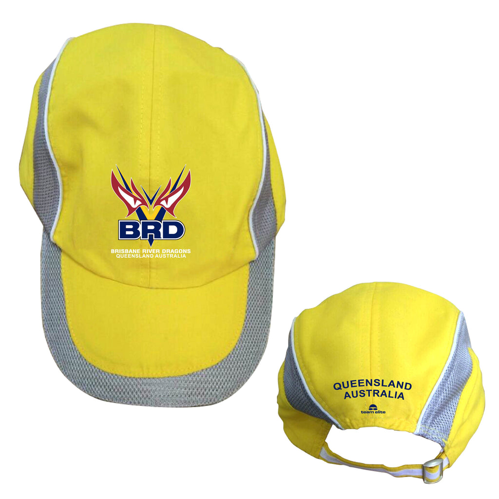 Brisbane River Dragons Low Profile Race Cap
