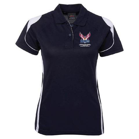 Brisbane River Dragons - Official Ladies Polo (Ladies)