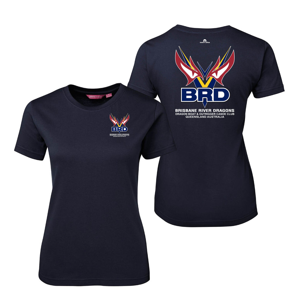 Brisbane River Dragons - Official Ladies Supporter T-Shirt