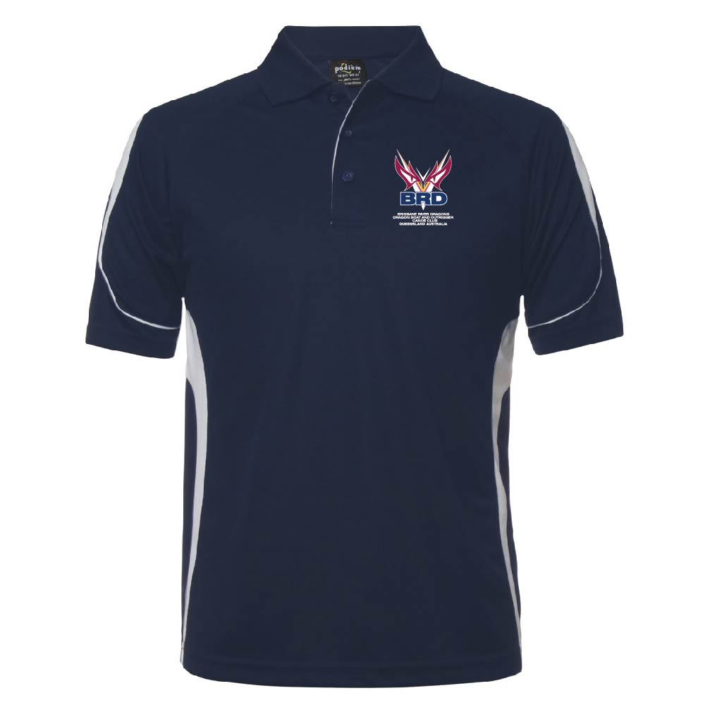 Brisbane River Dragons - Official Polo (Unisex)
