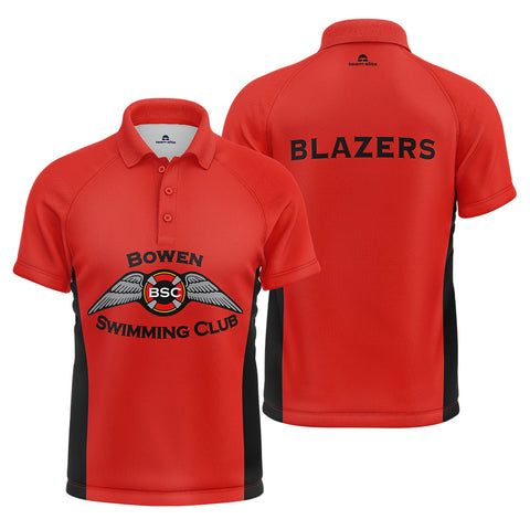 Bowen SC Official Sublimated Polo - Unisex & Children's