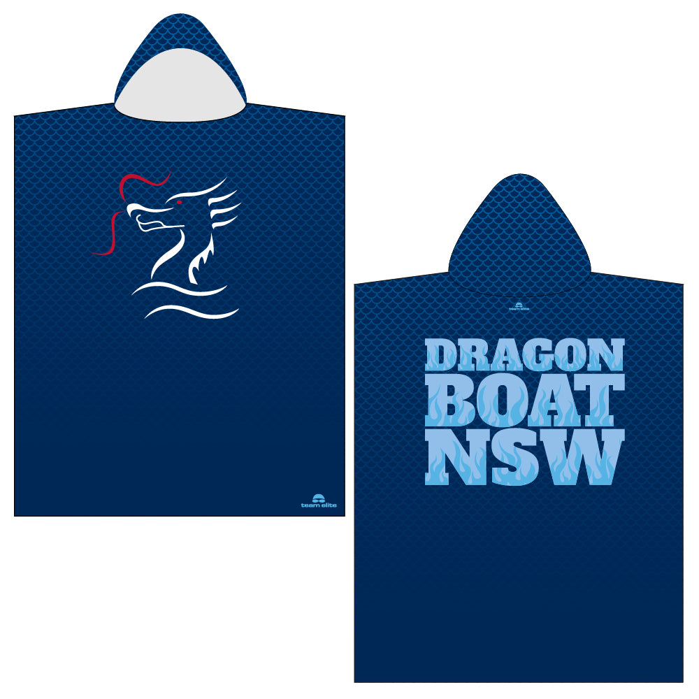 Official DBNSW Hooded Towel