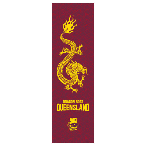 Dragon Boat Queensland Cooling Towel