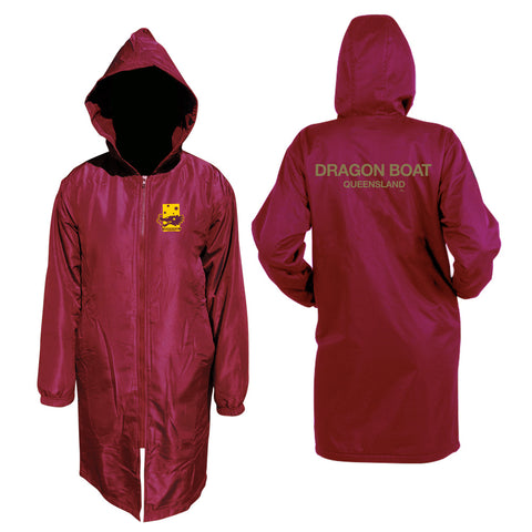 Dragon Boat Queensland - Official Deck-Coat