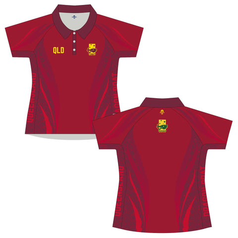 Official DBQ State Representative Polo - Ladies