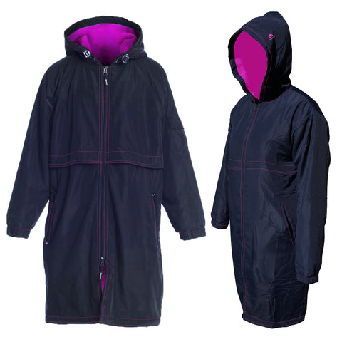 Team Elite Deckcoat - Navy/Pink