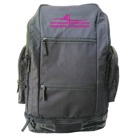 IBCPC x Team Elite Backpack - Black