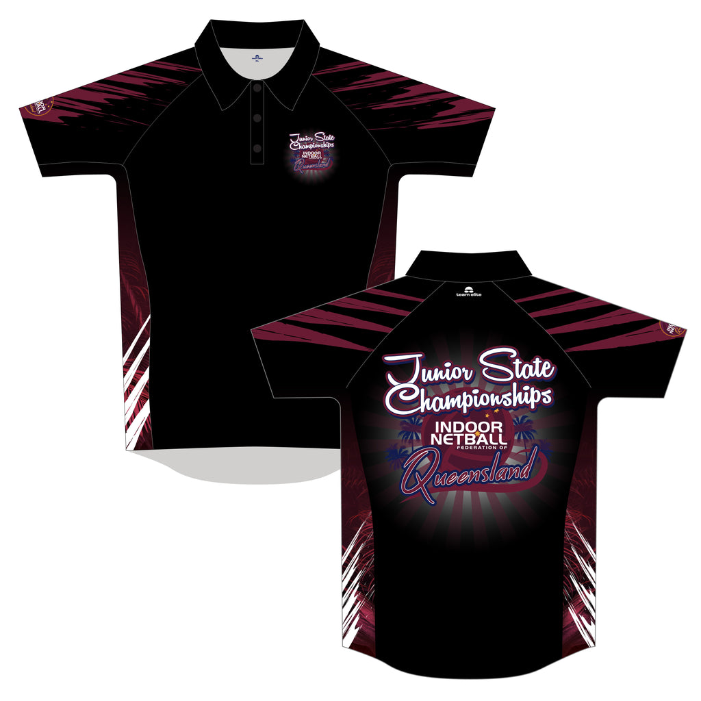 INFQ Junior Championship Unisex Cool-dry Polo