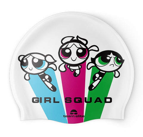Girl Squad Swim Cap