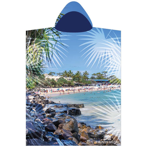 Beach Hooded Towel