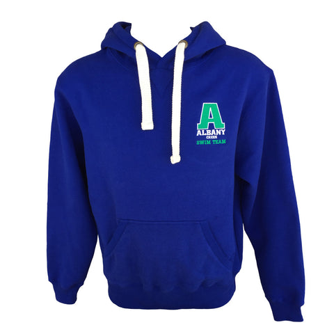 Albany Creek Official Club Royal Heavyweight Hoodie