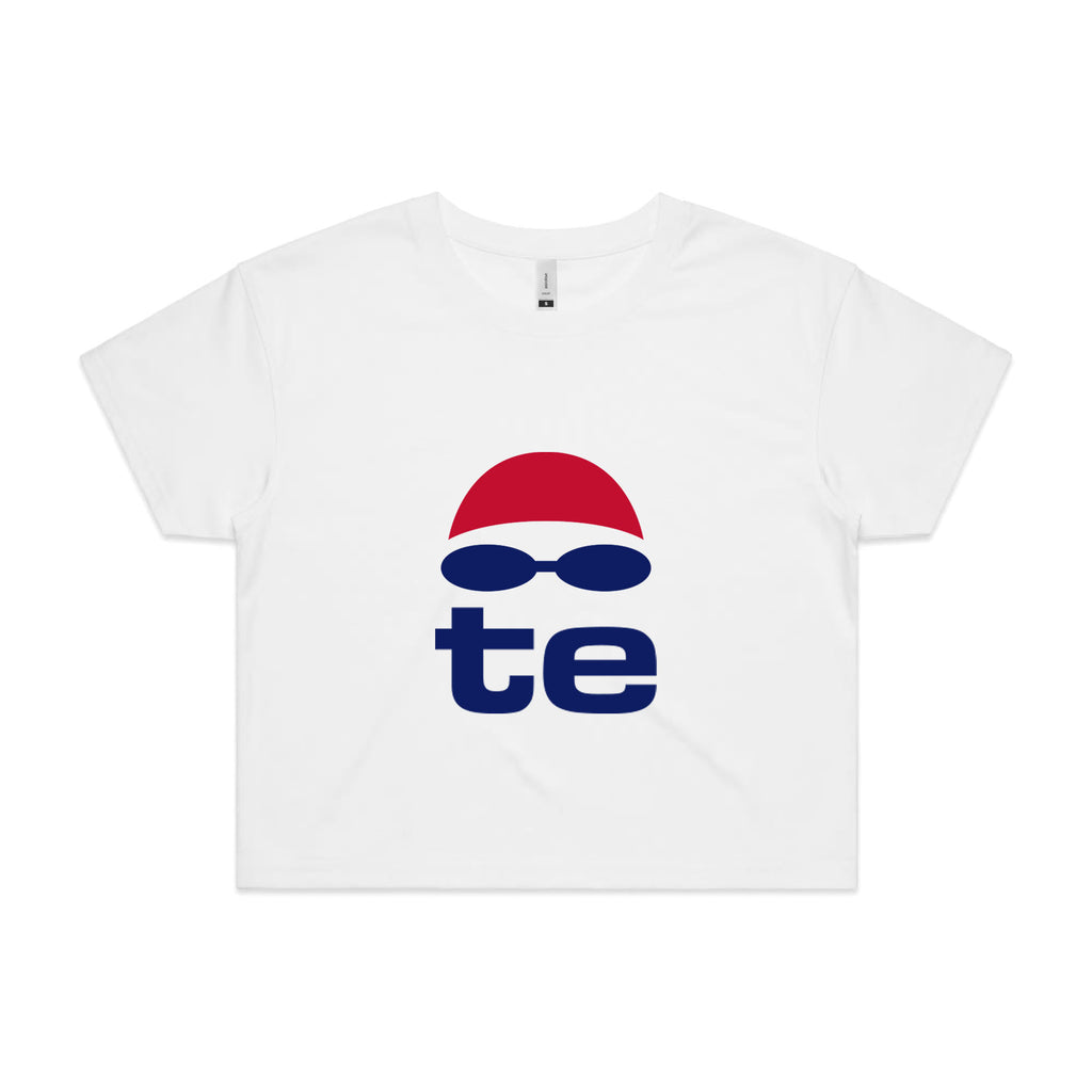 Team Elite Crop Tee - Style 2