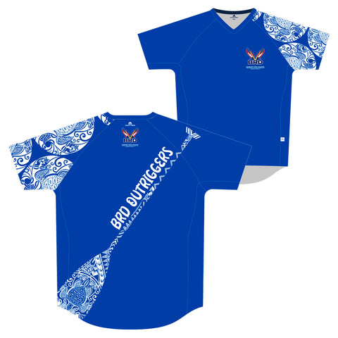 Brisbane River Dragons - Official Outrigger Supporter Shirt