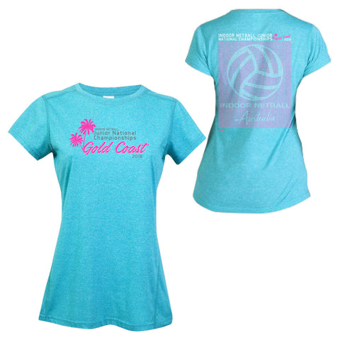 INFA Names T-Shirt - Ladies