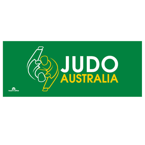 Judo Australia Gym Towel