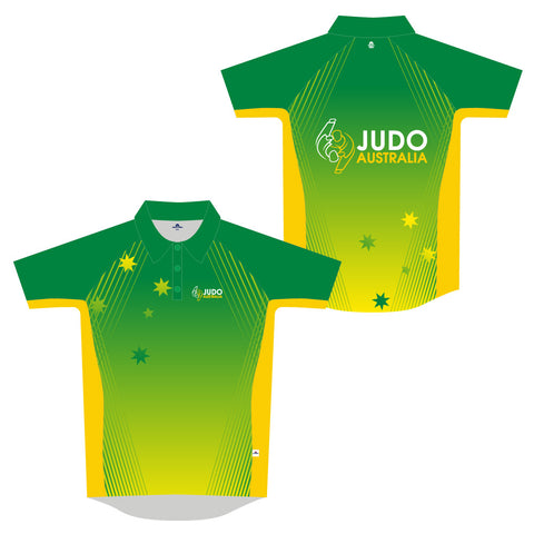 Judo Australia Cool Dry Polo - Unisex and Children's
